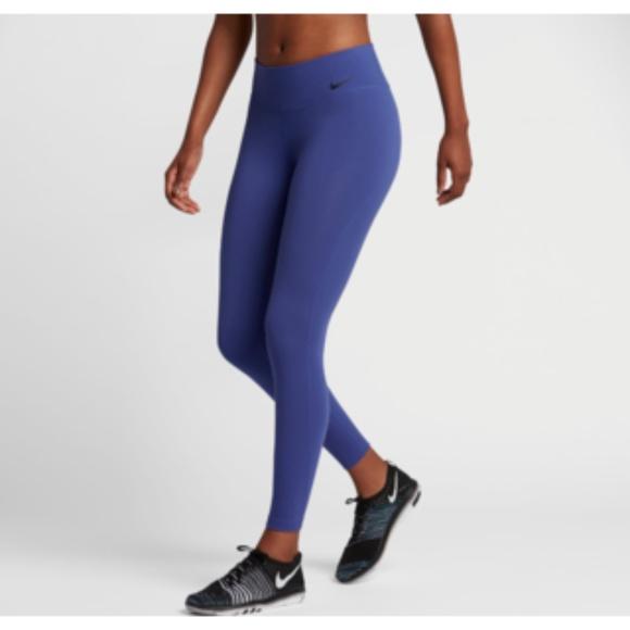 fff8516f43af9 Nike Pants | Power Legendary Midrise Training Tights | Poshmark